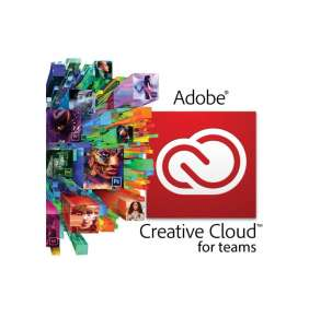 Creative Cloud for teams All Apps Multiple Platforms ML Licensing Subscription NEW 1 User Level 1 1-9 1 Month GOV
