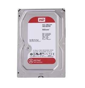 "WD Red™ Plus 3,5"" HDD 3TB NAS 5400RPM 128MB SATA III 6Gb/s"