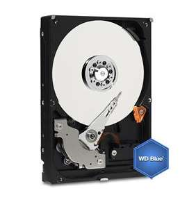 "WD 500GB Blue 3,5""/SATAIII/IntelliPower/32MB"