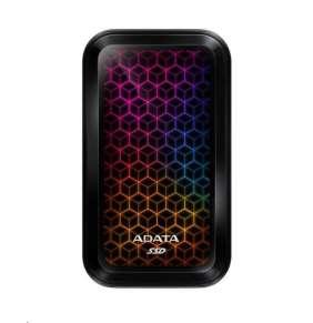 ADATA External SSD 512GB SE770G USB 3.0 černá/žlutá