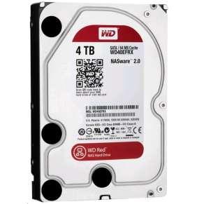 """WD RED PLUS 4TB / WD40EFZX / SATA 6Gb/s /  Interní 3,5""""/ 5400rpm / 128MB"""