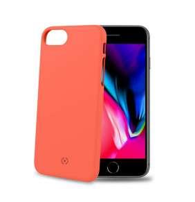Celly zadní kryt Shock pro iPhone 7/8, oranžová