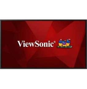 "Viewsonic CDE5520 55"" 4K Ultra HD 3840x2160/400cd/1200:1/8ms/2xHDMI/DVI/RS232/IR/LAN/2xUSB/Repro 2x10W/VESA"