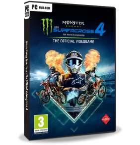 PC - Monster Energy Supercross 4