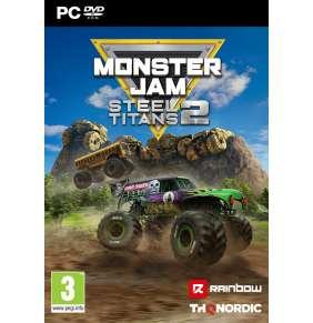 PC - Monster Jam: Steel Titans 2