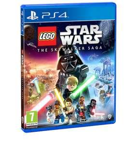 PS4 - Lego Star Wars: The Skywalker Saga