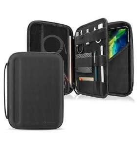 """TomToc puzdro Smart A06 PadFolio Eva Case pre iPad Air 4/Pro 11"""" - Black"""