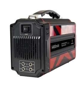 SET bateriový generátor VIKING SA250W a solární panel VIKING L50