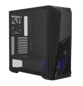Cooler Master PC skříň MASTERBOX K500L MIDI RGB LED