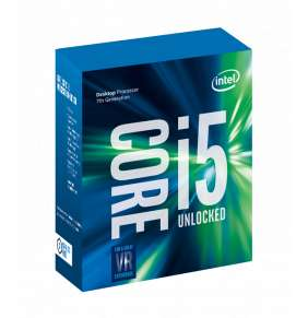 Intel Core i5-7600K, Quad Core, 3.80GHz, 6MB, LGA1151, 14nm, 95W, VGA, BOX