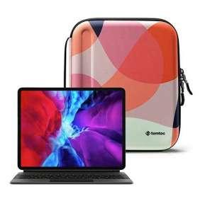 """TomToc puzdro Smart A06 PadFolio Eva Case pre iPad Pro 12.9"""" - Mixed Orange"""