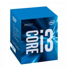Intel Core i3 processor Kaby Lake i3-7300 4 GHz/LGA1151/4MB cache