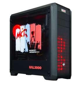 HAL3000 MČR Finale Pro XT / AMD Ryzen 7 2700/ 16GB/ RX 5500 XT/ 500GB PCIe SSD + 2TB/ W10