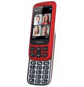 """myPhone HALO S červený   2,8"""" TFT/ 0.3pix (VGA)"""