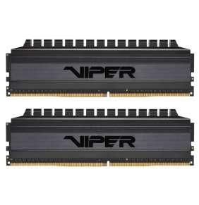 PATRIOT Viper 4 Blackout 16GB DDR4 4266MHz / DIMM / CL18 / 1,45V / Heat Shield / KIT 2x 8GB