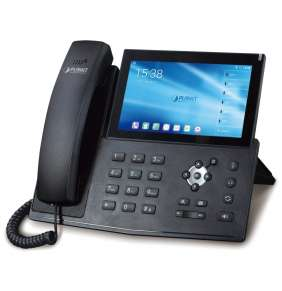 """Planet ICF-1900 SIP Internet videotelefon, 7"""" dotykový LCD, Android OS 9.0, PoE, WiFi, BT, H.264, HD audio"""