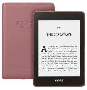 "AMAZON e-book reader Kindle PAPERWHITE 4 2018/ 6"" E-ink displej/ 8GB/ IPX8/ Wi-Fi/ SPONZOROVANÁ VERZE/ plum"