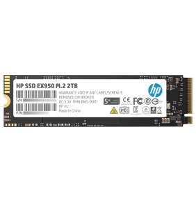 HP SSD EX950 2TB / Interní / M.2 / PCIe Gen 3 x 4 NVMe 1.3 / 3D TLC