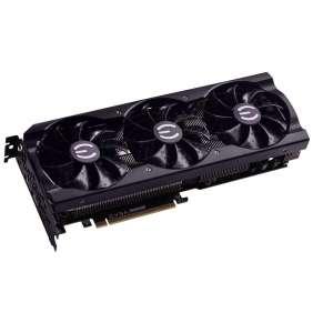 EVGA GeForce RTX 3080 XC3 BLACK GAMING / 10GB GDDR6X / PCI-E / 3x DP / HDMI / ARGB LED