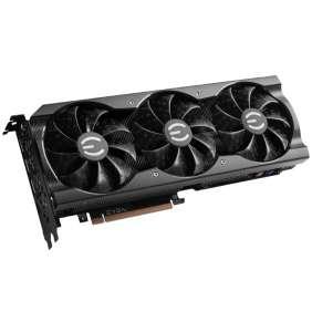 EVGA GeForce RTX 3070 XC3 BLACK GAMING / 8GB GDDR6 / PCI-E / 3x DP / HDMI / ARGB LED