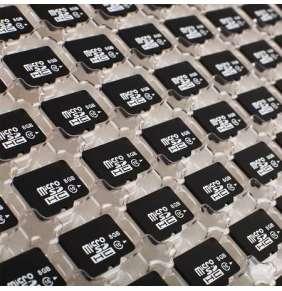 Pretec OEM MicroSDHC 32 GB class10 (bulk balení - min. odběr 60 ks