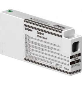 Epson Matte Black T824800 UltraChrome HDX/HD 350ml
