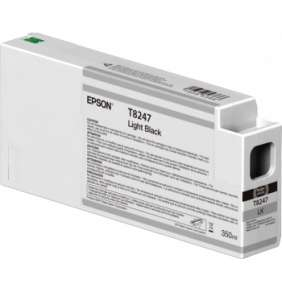 EPSON cartridge T8247 light black (350ml)