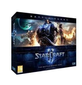 PC CD - StarCraft 2 - Battle Chest new