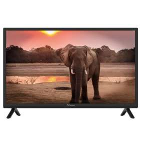 """STRONG LED TV 24""""/ SRT24HC4023/ 1366x768/ DVB-T2/C/S2/ H.265/HEVC/ CRA ověřeno/ HDMI/ USB/ 12V/ černá/ F"""