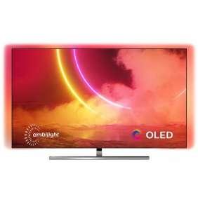 """PHILIPS ANDROID OLED TV 55""""/ 55OLED855/ 4K Ultra HD 3840x2160/ DVB-T2/S2/C/ H.265/HEVC/ 4xHDMI/ 2xUSB/ Wi-Fi/ LAN/ G"""