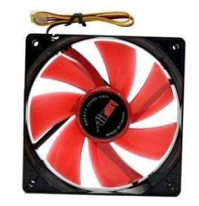 AIREN FAN RedWings40 (40x40x20mm, 18,5dBA) 3pin 12V