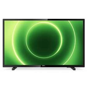"""PHILIPS SMART LED TV 32""""/ 32PHS6605/ 1366x768/ HD Ready/ DVB-T2/S2/C/ H.265/HEVC/ 3xHDMI/ 2xUSB/ Wi-Fi/ LAN/ E"""