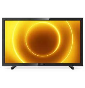 """PHILIPS LED TV 24""""/ 24PFS5505/ 1920x1080/ Full HD/ DVB-T2/S2/C/ H.265/HEVC/ 2xHDMI/ USB/ VGA/ F"""