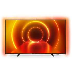 """PHILIPS SMART LED TV 55""""/ 55PUS7805/ 4K Ultra HD 3840x2160/ DVB-T2/S2/C/ H.265/HEVC/ 3xHDMI/ 2xUSB/ Wi-Fi/ LAN/ A"""