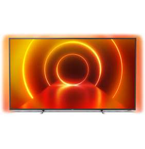 """PHILIPS SMART LED TV 70""""/ 70PUS7805/ 4K Ultra HD 3840x2160/ DVB-T2/S2/C/ H.265/HEVC/ 3xHDMI/ 2xUSB/ Wi-Fi/ LAN/ A+"""