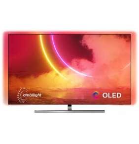 """PHILIPS ANDROID OLED TV 65""""/ 65OLED855/ 4K Ultra HD 3840x2160/ DVB-T2/S2/C/ H.265/HEVC/ 4xHDMI/ 2xUSB/ Wi-Fi/ LAN/ G"""