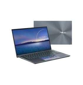 """ASUS Zenbook UX435EA-A5003T i5-1135G7 14"""" FHD matny UMA 8GB 512GB SSD WL BT Cam  W10 sivý ScreenPad  2.0"""