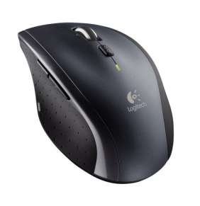 Logitech Wireless Mouse M705 Charcoal OEM