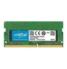 Crucial 16GB DDR4-3200 SODIMM CL22