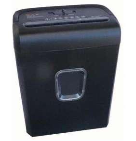 PEACH skartovač Cross Cut Shredder PS500-22, P-4, 5 listů, spony, svorky, kreditní karty, 13 L