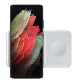 Samsung Duální bezdrátová nabíječka, bez kab White