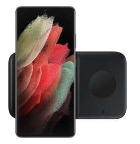 Samsung Duální bezdrátová nabíječka, bez kab Black