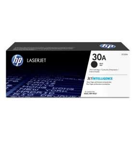 HP 30A Black Original LaserJet Toner Cartridge (CF230A) (1,600 pages)