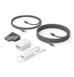 Logitech® Cat5E Kit for Logitech Tap - GRAPHITE - WW