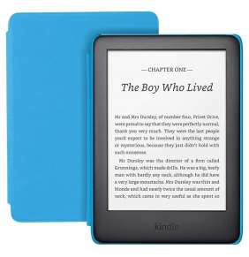 "AMAZON e-book reader Kindle Kids Edition 2019/ 6"" E-ink displej/ 8GB/ Wi-Fi/ modrá"