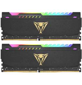 64GB DDR4-3200MHz RGB Patriot CL18, kit 2x32GB