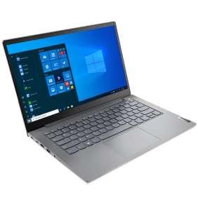 "Lenovo ThinkBook14 G2 ARE/RYZEN 5 4600U/8GB/256GB M.2 SSD + M.2 SSD slot/Radeon Graphics/14"" FHD matný/Win10 Pro/šedý"