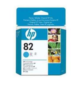 HP (82) azurová inkoustová kazeta pro DSJ 510, CH566A originál