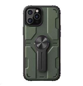 Nillkin Medley Zadní Kryt pro iPhone 12/12 Pro 6.1 Deep Green