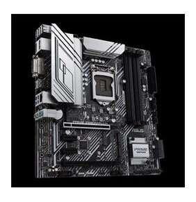 ASUS MB Sc LGA1200 PRIME Z590M-PLUS, Intel Z590, 4xDDR4, 1xDP, 1xHDMI, 1xDVI, WI-FI, mATX